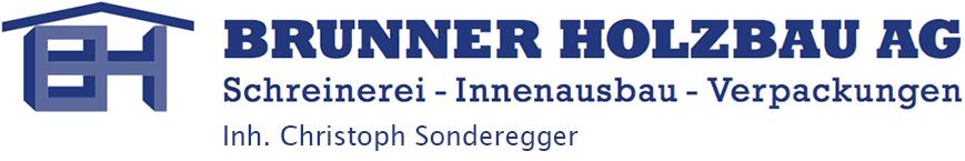 logo brunner holzbau