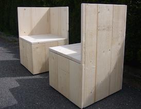 Kistenmöbel